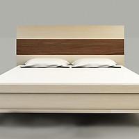 Giường Ngủ MDF HT 23.1 Phue Melamine Vân Gỗ chống trầy xước
