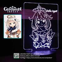 Đèn Ngủ Genshin Impact Paimon Type 1
