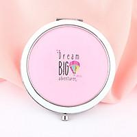 Gương gập tròn Dream Big