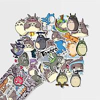 Totoro - Set 30 sticker hình dán
