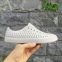 Giày lười nhựa nam đi mưa đi biển đi dạo phố - chất liệu nhựa Eva Phylon cao cấp, siêu nhẹ, siêu mềm, êm chân, không thấm nước FGSr7
