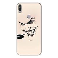 Ốp lưng điện thoại Asus Zenfone Max Pro M1 hình Smile