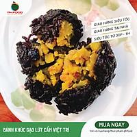 [Chỉ giao HN] - Bánh Khúc Gạo Lứt Việt Trì - Túi 6 Cái - Đông Lạnh