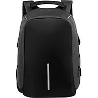 Balo Laptop Chống Trộm HighQuality HQ001 - Đen (45 x 15 x 35 cm)