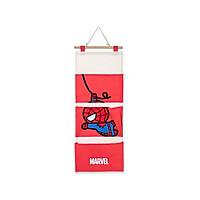 Túi vải đựng đồ treo tường Miniso Marvel 132g - Hàng chính hãng