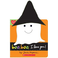 Boo, Boo, I Love You! (Made with Love)