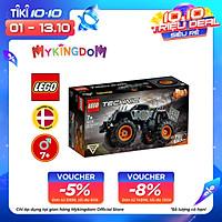 Đồ chơi LEGO Technic Chiến Xe Monster Jam Max-D 42119