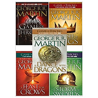 Combo Game of Thrones (5 Books) - Paperback