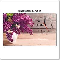 Đồng hồ tranh để bàn PGB-59