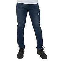 Quần Jeans Skinny Nam A91 JEANS Thời Trang LM003 MSKBS003DK - Xanh Đậm