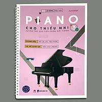 Piano cho thiếu nhi - tuyển tập 220 tiểu phẩm nổi tiếng Phần 3 (CD đàn mẫu)