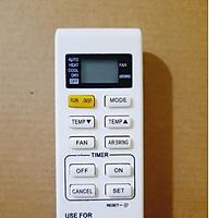 Điều khiển điều hòa  dành cho Panasonic 1 & 2 chiều Inverter - Tặng kèm Pin