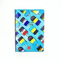 Vở kẻ ngang 200 trang Pupil Paper Color 1095 (10 quyển)