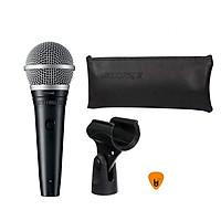 Mic Shure PGA48-LC Micro Cầm Tay Hàng Chính Hãng USA Vocal Microphone Karaoke PGA48 -  Kèm Móng Gẩy DreamMaker