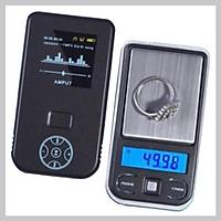Cân điện tử bỏ túi mini FM100, siêu nhỏ, 100g*0.01g
