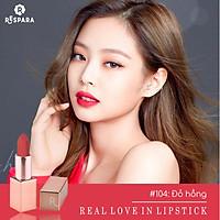 Son Thỏi Lì Thời Thượng Respara Real Love In Lipstick 10 Màu