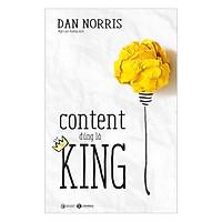 Sách - Content Đúng Là King ( Tặng Postcard Xuân bốn mùa )