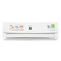 Máy lạnh Inverter Sharp AH-XP10WMW (1.0HP) - Hàng Chính Hãng