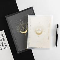 Bìa tài liệu kiểu thiên văn