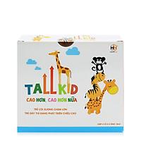 Thực Phẩm bảo vệ sức khỏe Tallkid giúp trẻ cao lớn, khỏe mạnh, chống còi xương, chậm mọc răng