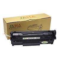 Hộp mực in SAHA 12A/FX9 cho máy in Laser HP. Canon - Hàng chính hãng