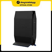 Bộ Phát Sóng Wifi Router Chuẩn Wifi 6 Băng Tần Kép Linksys E7350AH Đen - Hàng chính hãng
