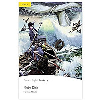 Level 2: Moby Dick Book and MP3 Pack (Pearson English Graded Readers)