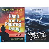 Sách - Combo 2 Cuốn: Hành Trình Về Phương Đông + Muôn Kiếp Nhân Sinh 2 ( Nguyên Phong )