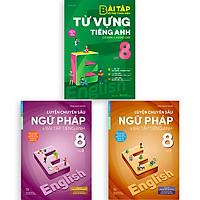 Combo Củng Cố Toàn Diện Từ Vựng Và Ngữ Pháp Tiếng Anh Lớp 8