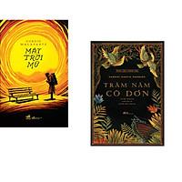 Combo 2 cuốn sách: Mặt trời mù + Trăm năm cô đơn