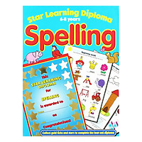 Star Learning Diploma: 6-8 Years Spelling