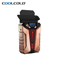 Quạt tản nhiệt bằng hợp kim nhôm cho laptop COOLCOLD K30