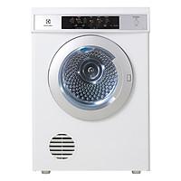 Máy Sấy Cửa Trước Electrolux EDS7552 (7.5kg) - Trắng - Hàng Chính Hãng + Tặng Bình Đun Siêu Tốc