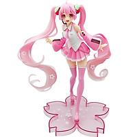 Mô hình Nhân Vật Hatsune Miku Sakura