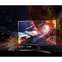 Màn hình máy tính LG UltraGear 27'' IPS Full HD 144Hz 1ms (GtG) NVIDIA G-SYNC Compatible HDR 27GN600-B - Hàng chính hãng