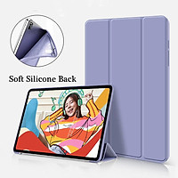 Samsung Galaxy Tab A7 10.4 2020 S6 Lite 10.4 Tablet PU Leather Case Protective Cover Smart Flip Stand Shell