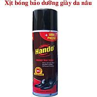 Xi bóng bảo dưỡng giày da Hando