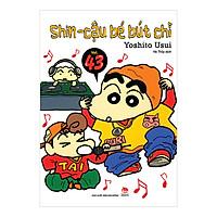 Shin - Cậu Bé Bút Chì Tập 43 (Tái Bản 2019)