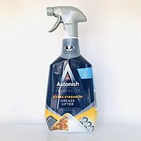 Bình xịt tẩy dầu mỡ & cháy khét Astonish C6750