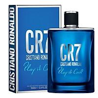 Nước hoa Cristiano Ronaldo CR7 Play It Cool Eau De Toilette 100ml Spray