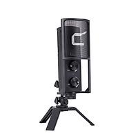 Micro Comica STM-USB -  Cho Streamer, Youtuber, Giáo Viên Giảng Dạy, Hướng Thu Linh Hoạt, Kết Nối Usb Type-C, Màng Thu 16mm - Hàng Chính Hãng