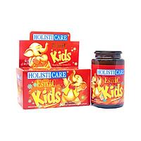Kẹo vitamin C cho trẻ em Ester-C Kids giúp bổ sung vitamin C và Canxi cho trẻ, đường xylitol không gây sâu răng (Hộp 30 viên)