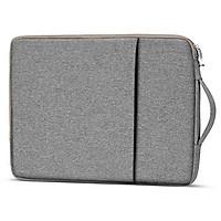 Túi Đựng Laptop Dành Cho Asus VivoBook Flip 14 ROG Zephyrus Strix Sẹo 15 Dây Kéo Túi Xách Tay Nữ Tay Zenbook S 13.3 K570UD 15.6 Túi