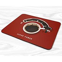 Miếng lót chuột mẫu Cafe EF