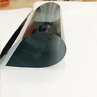 Phim cách nhiệt Totalgard UV 400 cao cấp màu sẫm tối dùng cho nhà kính và ô tô màu sẫm tối INFUSHION PRO 35 N6