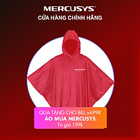 [GIFT] Áo Mưa Cao Cấp In Logo MERCUSYS