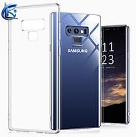 ốp điện thoại Tpu Mềm Trong Suốt Siêu Mỏng Cho Samsung Galaxy Note 2 3 4 5 8 9 10 20 Pro