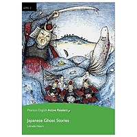 Level 3: Japanese Ghost Stories Book And Multi-ROM With MP3 Pack (Pearson English Active Readers)