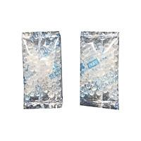 Túi hút ẩm Secco silica gel 1gr - hàng chính hãng - PE - chữ xanh 2 mặt