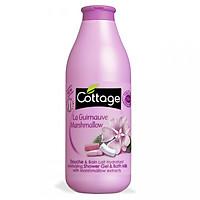 Sữa tắm COTTAGE Marshmallow (Hương Kẹo Ngọt) 750ml